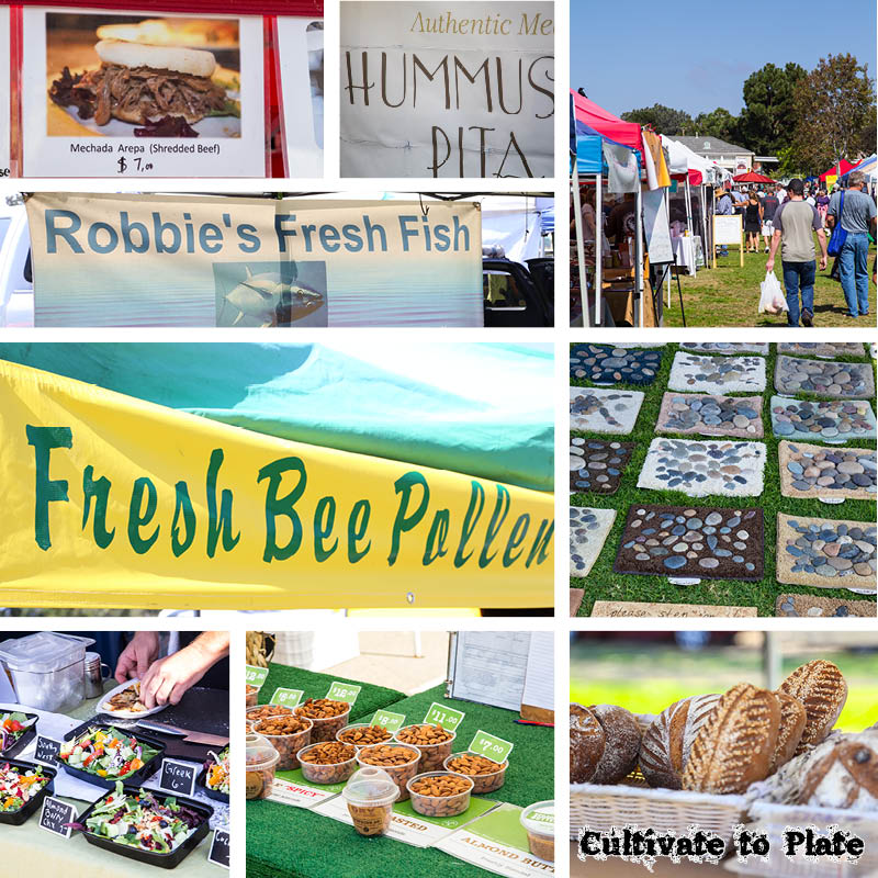 Leucadia Encinitas Farmers' Market   Cultivatetoplate.com