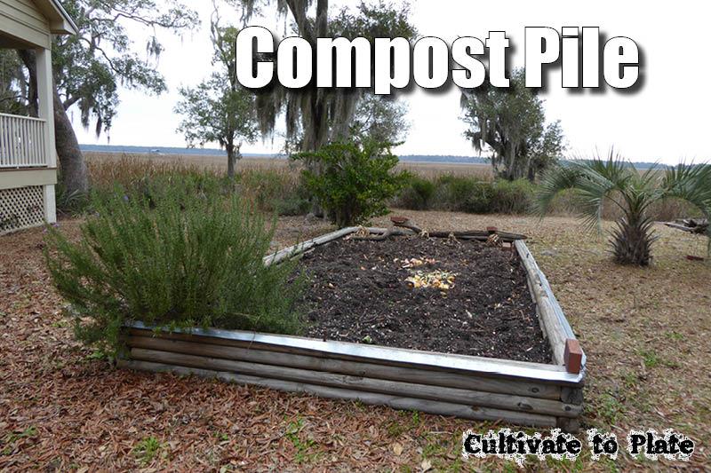 Compost Pile | Cultivatetoplate.com
