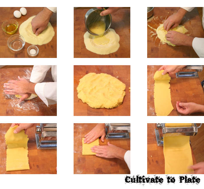 How To Make Ravioli Semolina Or Flour Pasta Recipes Cultivate To Plate